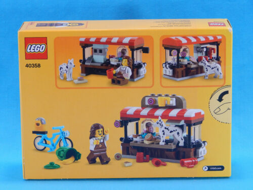 Donut That Target Exlusive Set 146pcs New Sealed 2018 Lego 40358 Bean There