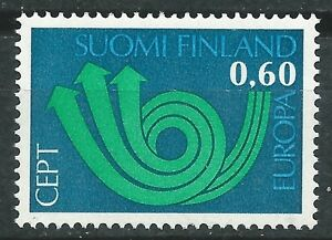 FINLAND-EUROPE-cept-1973-Without-Fijasellos-MNH