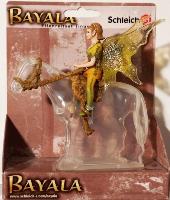 Schleich 42044-Bayala-elfes Reitset Tinuveel