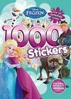 Disney Frozen 1000 Stickers: Over 60 Activities Inside! by Parragon Books Ltd (Paperback / softback, 2015)