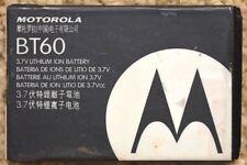 Motorola C168i C290 Clutch i475 Flipout MB511 Battery BT60 OEM