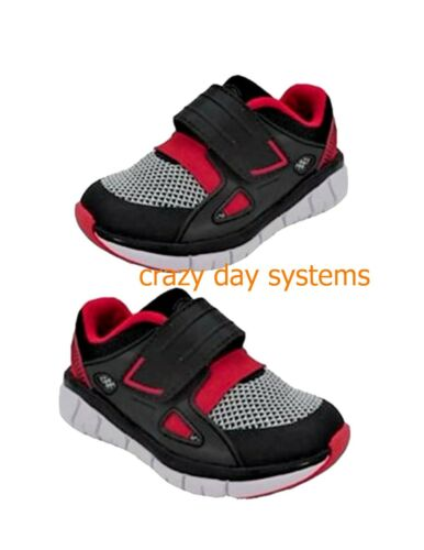 11 NWT 10 Athletic Works Toddler Boys Lightweight Cage Sneaker Size 8