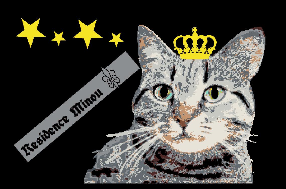 Fußmatte mit Namen Napfunterlage Katzenmatte  75x50 cm  Design 17180159 | Stil