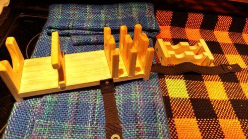 Cross Holder Hand Weaving Warp Tool Yarn Leclerc Schacht Saori Louet Accessories