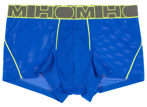 HOM Bodyfit-Trunk Boxer Shorts-Blue