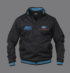 New Mens Jacket Ford Rs Bomber Jacket With High Quality