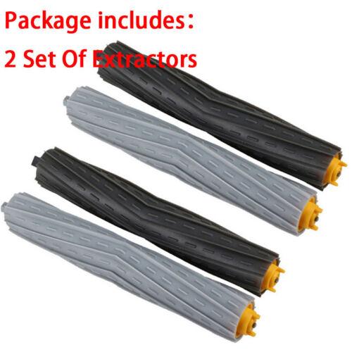 Replacement Parts Debris Extractor Roller Brush Fit iRobot Roomba 800 900 Series