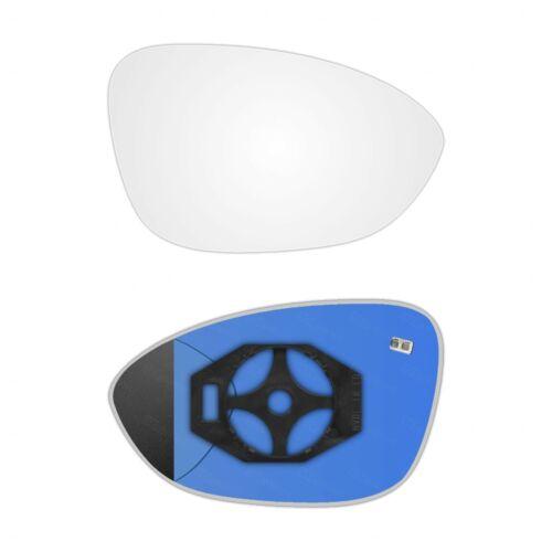 Derecha asphärisch cristal espejo Indutherm para bmw m3 2007-2013