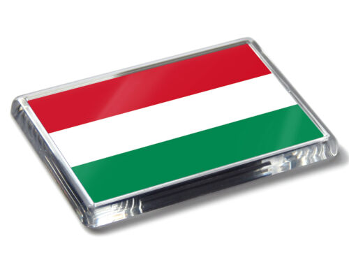 Ungarn Flagge National Farben Hochwertig Kühlschrank-magnet