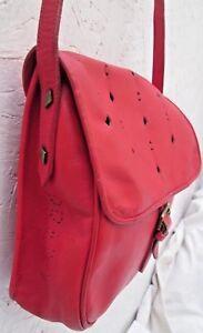 Authentique-et-magnifique-sac-a-main-PRADA-en-cuir-bag