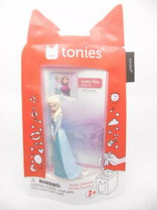 Tonies Elsa Audio Play Character for Toniebox from Disney's Frozen for Ages 3+