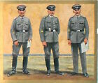N°11 World War German Soldiers officers Reichswehr Germany WWI 30s CHROMO