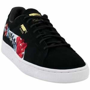 Puma Suede Hyper Embellished Sneakers
