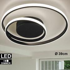 LED Design Lampe Küchen Flur Beleuchtung Switch Dimmer titan