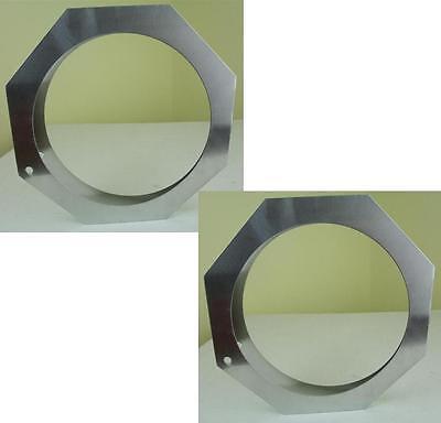 Musical Instruments & Gear Musical Instruments & Gear 2 X Farbfilterrahmen Par 64 Silber Farbfilterhalter 8 Eckig Filter Halter Rahmen With A Long Standing Reputation