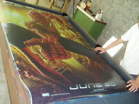 2004 Spiderman Destiny Columbia Pictures Giant Mylar Movie Poster 75x52 Rare
