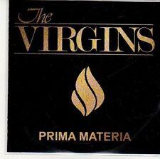 (ED534) The Virgins, Prima Materia - 2013 DJ CD