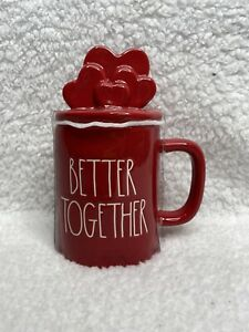 New-Rae-Dunn-Valentines-Day-BETTER-TOGETHER-Mug-With-Hearts-Topper