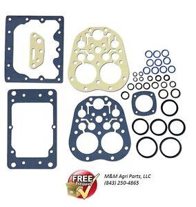 Hydraulic-Touch-Control-Block-repair-kit-IH-Farmall-C-100-130-140-200-SUPER-A-C