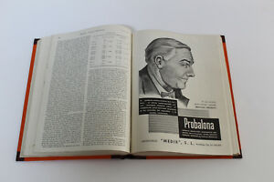 Antigua Revista Clinica Española Jimenez Diaz Tomo LXX 1958 Julio a Septiembre