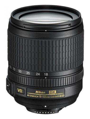 1 von 1 - Nikon AF-S DX NIKKOR 18–105 / 3.5–5.6 G ED VR