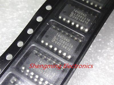 20pcs 74HC04D SOP-14 IC 100% Original NXP