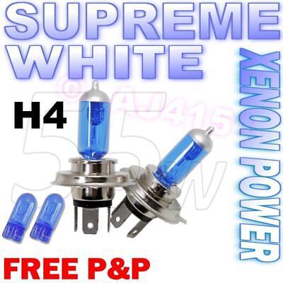 Supreme White Fog Light Bulb Seat