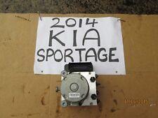 2014 KIA SPORTAGE 1.7 DIESEL 2WD ABS UNIT PUMP MODULE  58920-3U470 BE6003O404