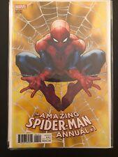 The Spider-man Annual #1 Variant McGuinness Marvel Comic 1st Print NM