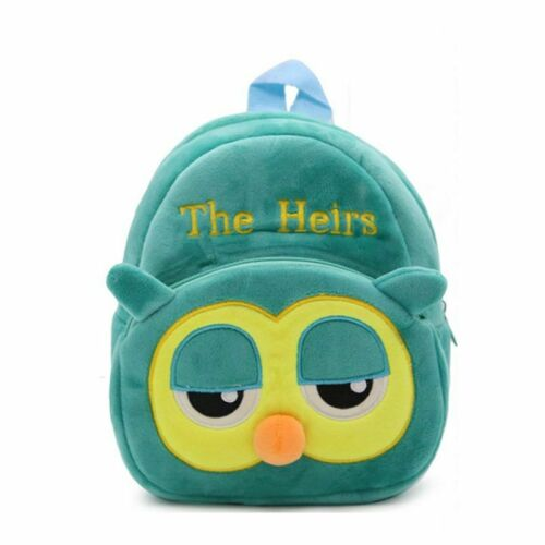 Cute Cartoon Plush Backpacks Baby Toy Schoolbag Student Kindergarten Backpack