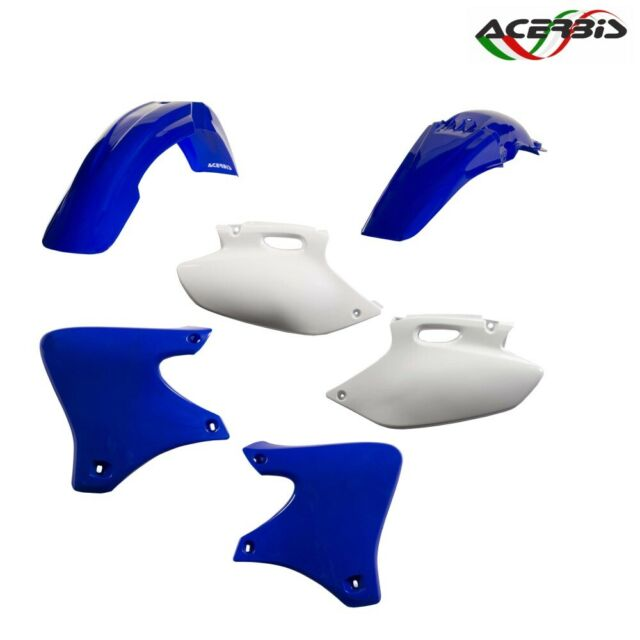 Acerbis 0007581.553.990 Set Carenado Yamaha 250 Wr F 2001-2003