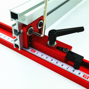Miter Track Stop for T-Slot T-Tracks Woodworking Tool *