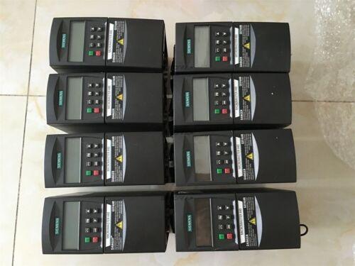 Verwendet 380V 1.5KW 6SE6440-2UD21-5AA1 Guter Zustand Siemens Wechselrichter il