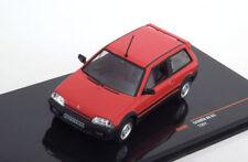 Clc222 Modellino Ax Red Gti 1991 43 Citroen Model Die 1 Cast Ixo TlK1JcF