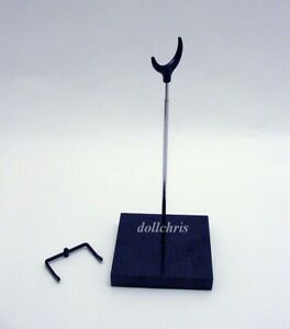 Fashion-Royalty-Doll-Stand-Adjustable-2-different-tops-Telescoping-12-034-Integrity