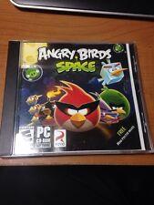 ANGRY BIRDS SPACE (JEWEL CASE) WINDOWS XP/VISTA/WINDOWS 7