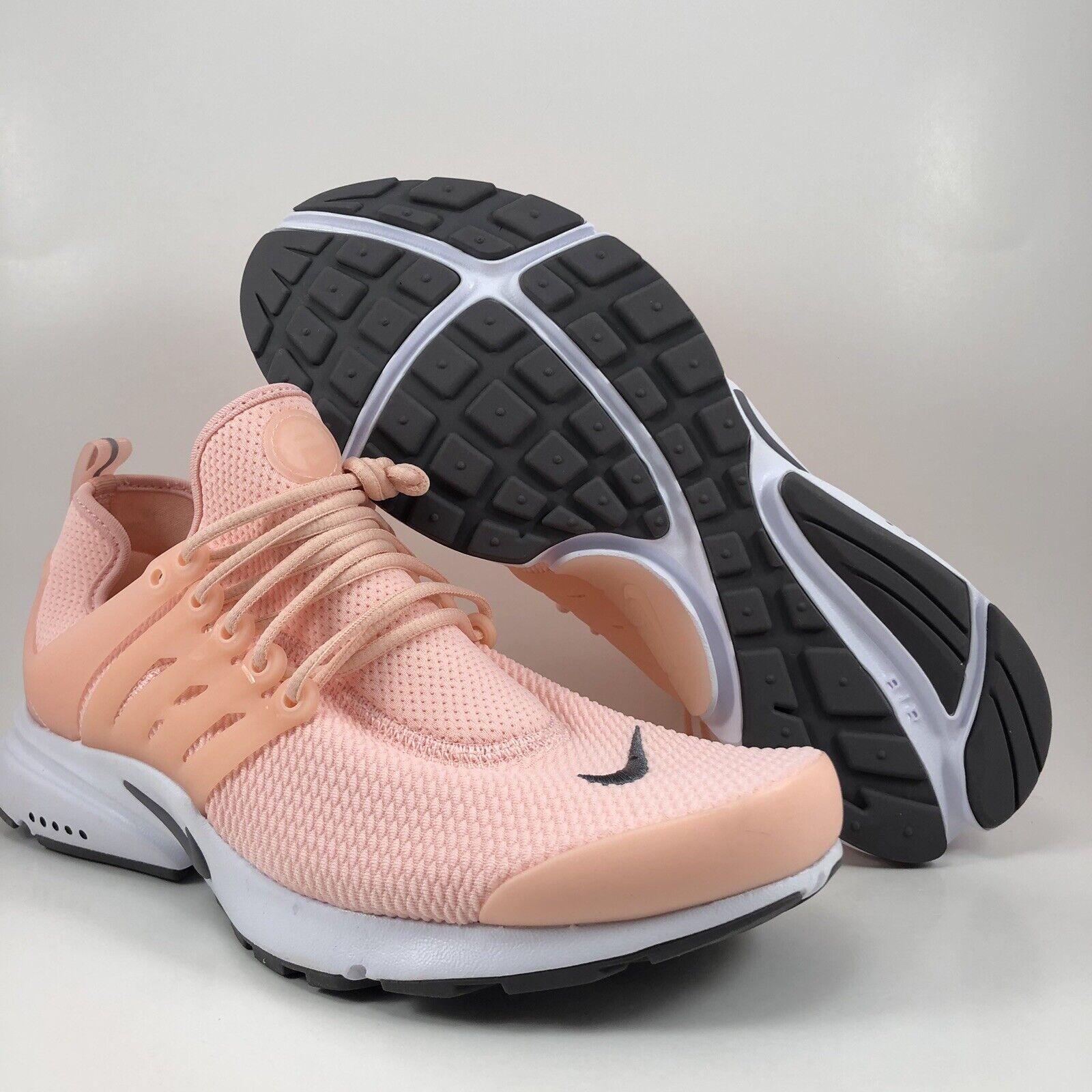 Womens Nike Air Presto BV4239-600 Storm Pink Gunnsmoke NEW Size 10