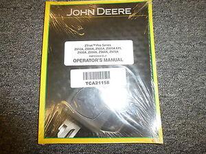 image is loading john-deere-ztrak-pro-series-z910a-z970a-mower-