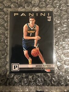 MICHAEL-PORTER-JR-2018-19-PANINI-CHRONICLES-ROOKIE-RC-107-Nuggets