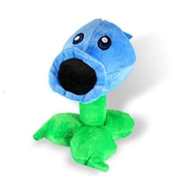 Plants Vs Zombies Gatling Pea Plush Toy 12/'/' Tall