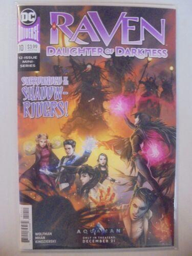Daughter of Darkness #10 DC NM Comics Book Raven