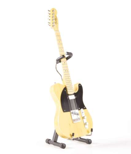 Axe Heaven Fender Licensed Blond Tele 1/4 scale Collectible FT-001
