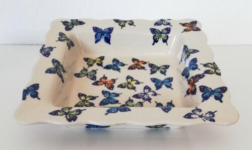 Neu Geschenk Konfekt Servierschale aus Bunzlauer Keramik Handarbeit nh3201