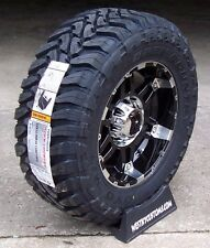 33 12.50 22 TOYO OPEN COUNTRY MT MUD 1250R22 R22 1250R (4) TIRES 33X12.50R22