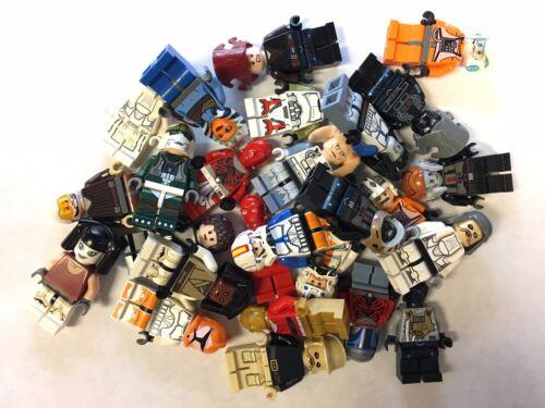 Lego Star Wars Mixed Minifigure Grab Bag Randomly Chosen One Figure