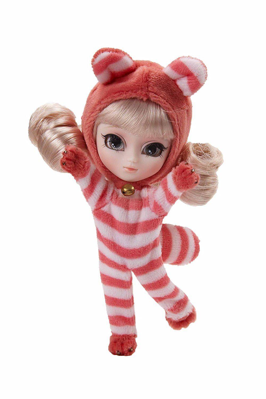 Jun Planning Little Pullip + Gato de Cheshire F -841 figura de acción de muñeca de moda