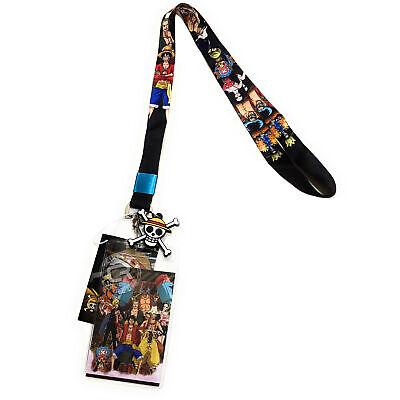 *Legit* Konosuba Megumin Darkness Group Badge ID Holder Authentic Lanyard #38087