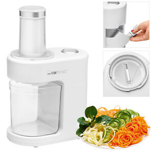 Rallador y cortador de verduras en espiral el ctrico for Rallador de cocina
