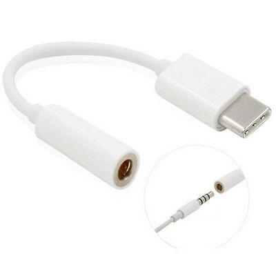 DI USB AUDIO 5MM 1 AUX RICARICA ADATTATORE 3 Tipo CUFFIE 3 CAVO C JACK a C 00Prf