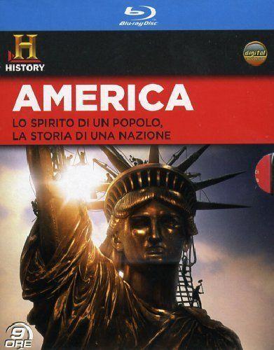 America (4 Blu-Ray)  - Blu-Ray - Nuovo